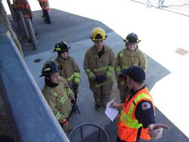 VIFR Explorers at the 2014 WAFF Muster.