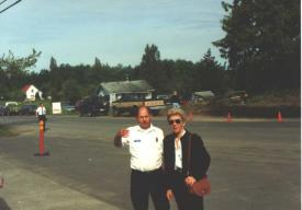 Milt and Virginia Kranjcevich, pre-1998